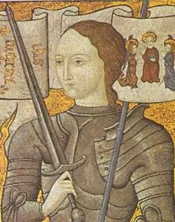 Biografi Jeanne d'Arc - Pahlawan Wanita Perancis