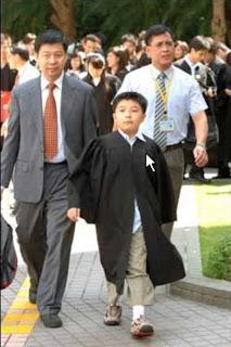 Biografi March Boedihardjo - Mahasiswa Jenius Termuda di Hongkong berumur 9 Tahun dari Indonesia