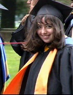 Biografi Alia Sabur - Professor Termuda Di Dunia