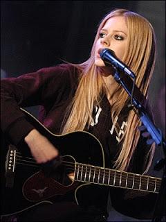 Biografi Avril Lavigne