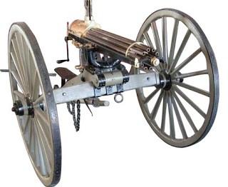 1 The Gatling Gun 1