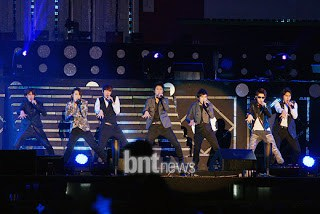 2009 dream concert super junior m 3 - Biografi Super Junior - SuJu