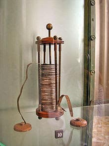 Biografi Alessandro Volta - Penemu Baterai