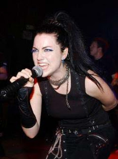 Biografi Amy Lee - Vokalis Evanescence