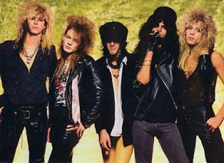 "Guns.N.Roses band 1987 - Biografi Guns N Roses - "" Sweet Child O' Mine"""