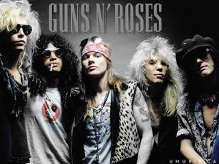 Guns n roses band wallpaper