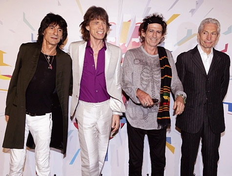Rolling Stones R - Biografi Mick Jagger - Vokalis The Rolling Stones