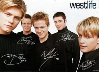 """autographs - Biografi Westlife - """"I Have A Dream"""""""