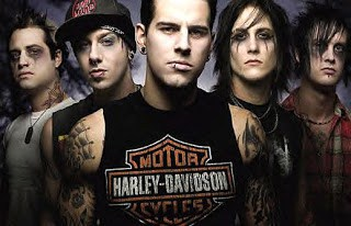 Biografi Avenged Sevenfold - A7X