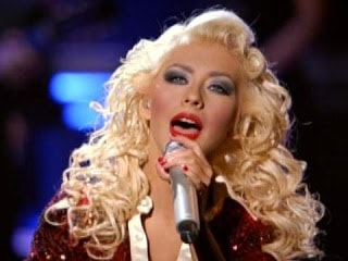 christina aguilera oh mother