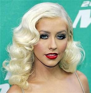 Biografi Christina Aguilera