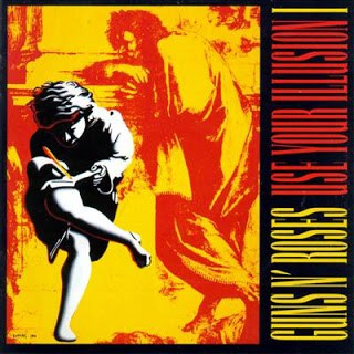 guns n roses use your illusion i frontal