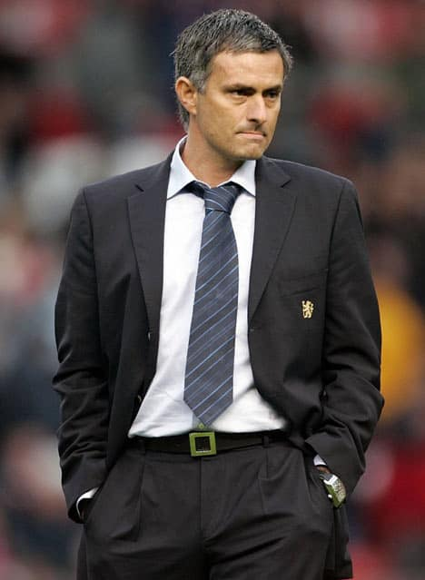 Biografi Jose Mourinho - The Special One