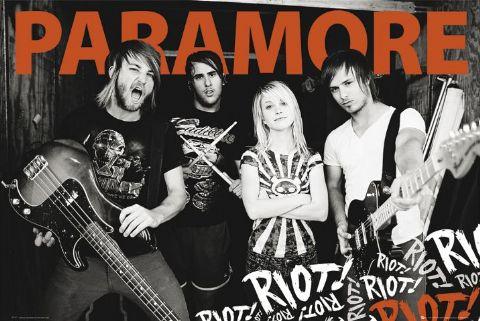 Paramore, Grup Band, Biografi, Musik