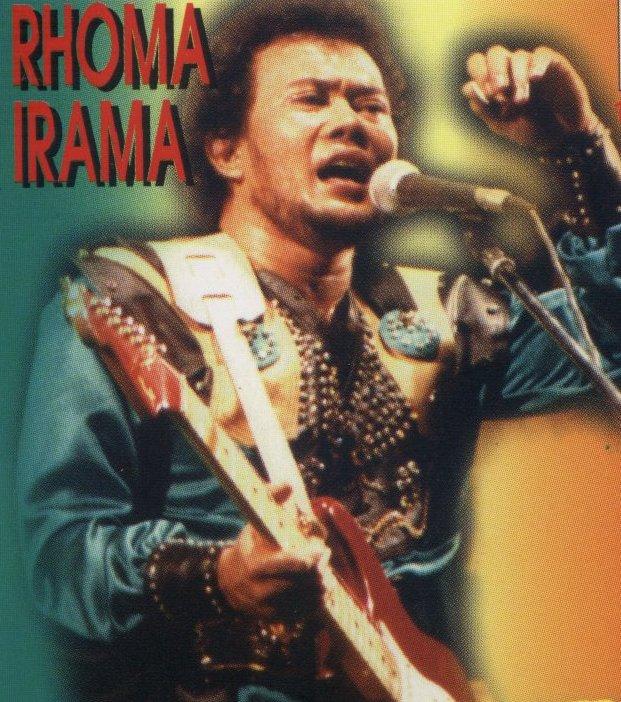 biografi, rhoma irama, penyanyi, artis