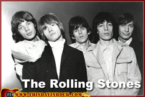 Biografi The Rolling Stones - Pelopor Rock And Roll