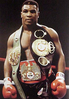 Biografi Mike Tyson - Petinju Kelas Berat