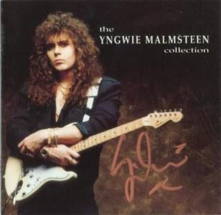 Biografi Yngwie Malmsteen - Gitaris Terbaik Dunia