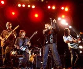 padi, grup band, biografi
