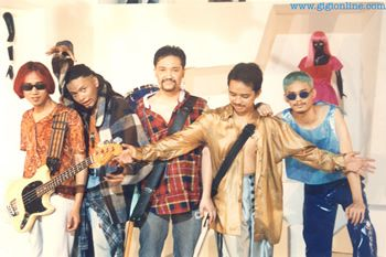 Biografi Gigi - Band Indonesia