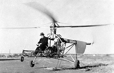 Biografi Igor Sikorsky - Penemu Helikopter