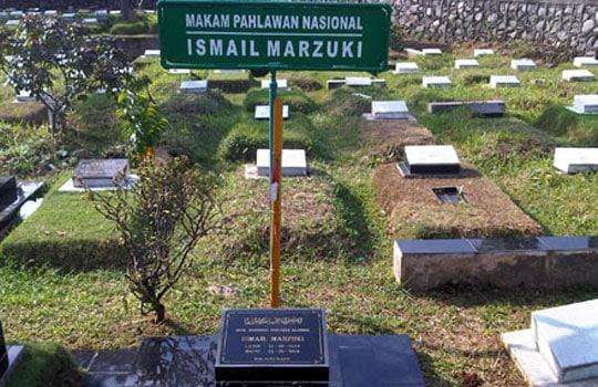 Biografi Ismail Marzuki