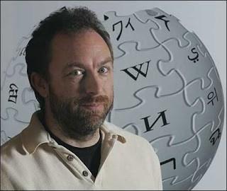 jimmy wales, penemu, wikipedia, biografi, pengusaha