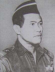 Biografi Letjen M.T Haryono