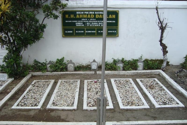 Biografi KH Ahmad Dahlan 3