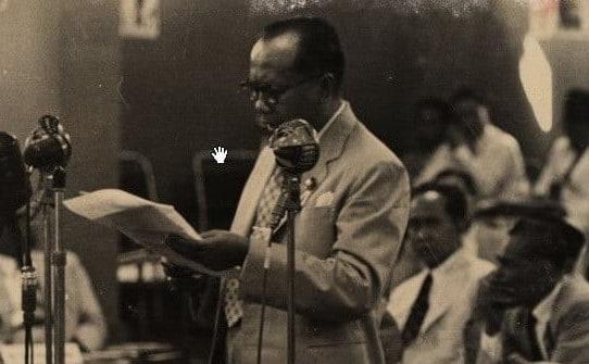 Biografi Djuanda Kartawidjaja
