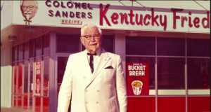 Biografi Kolonel Harland Sanders