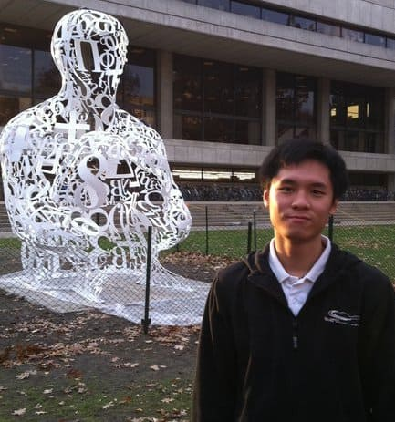 Biografi Jonathan Pradana Mailoa - Juara Olimpiade Fisika Internasional