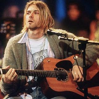 Biografi Kurt Cobain - Musisi Terkenal
