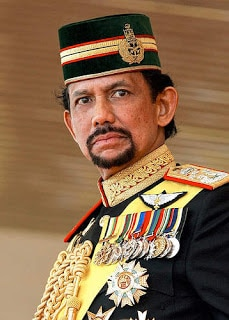 Biografi Sultan Hassanal Bolkiah