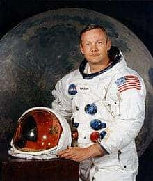 Biografi Neil Amstrong - Astronot