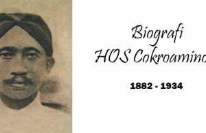 Biografi HOS Cokroaminoto