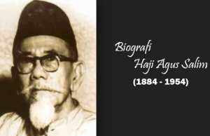 Biografi Haji Agus Salim