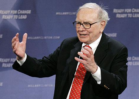 Biografi Warren Buffett - Orang Terkaya Dunia