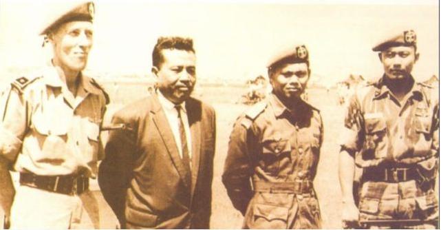 Biografi Mochammad Idjon Djanbi - Pendiri Kopassus