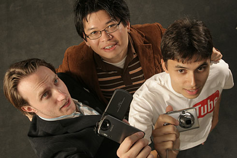 Biografi Steve Chen - Pendiri Youtube