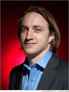 Biografi Chad Hurley - Pendiri Youtube