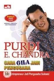 Biografi Purdi E. Chandra - Pendiri Primagama