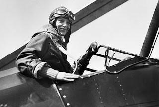 Biografi Amelia Earhart