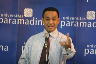 Biografi Anies Baswedan Intelektual Muda Indonesia
