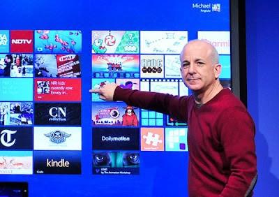 steven Sinofsky, Windows 8