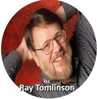 Biografi Ray Tomlinson - Penemu Email (Elektronik Mail)