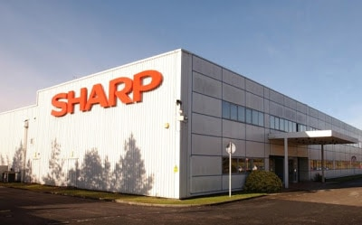 Pabrik SHARP