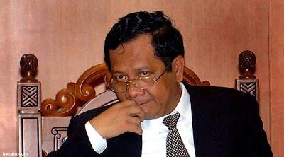 Biografi Mahfud MD - Profil Beserta Biodata Lengkap