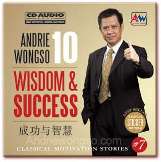 Biografi Andrie Wongso