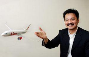 Biografi Rusdi Kirana Lion Air